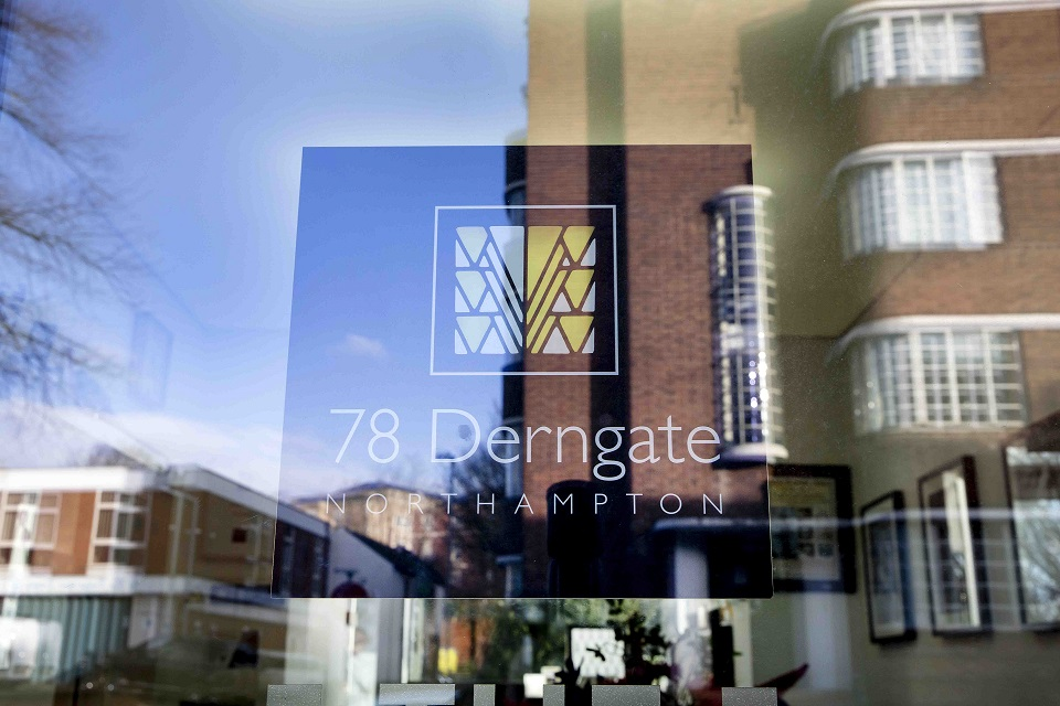 This is an image which is also a link to  78 Derngate