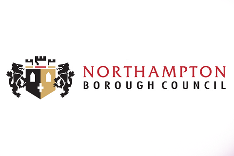 This is an image which is also a link to  Northampton Borough Council