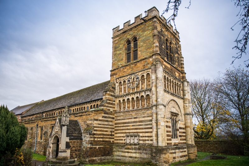 This is an image which is also a link to  St Peter's Church